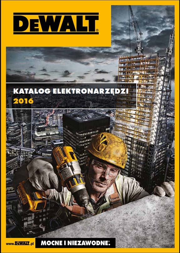 Katalog Dewalt - elektronarzędzia