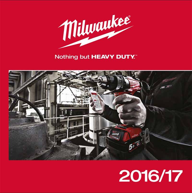Katalog Milwaukee - elektronarzędzia